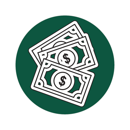 Cash Back Credit Card Icon