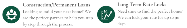 Construction/Permanent Loans | Long Term Rate Locks