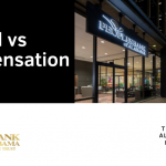 Capital vs Compensation - outside of the plaza branch