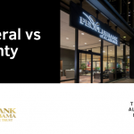 Collateral vs Certainty - outside of plaza branch