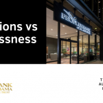 Conditions vs Carelessness - outside of plaza branch